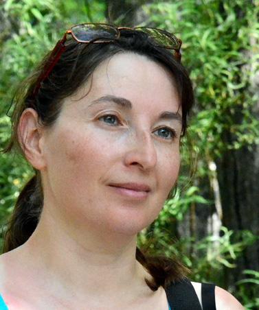 Catherine Boullery, écrivaine de fantasy